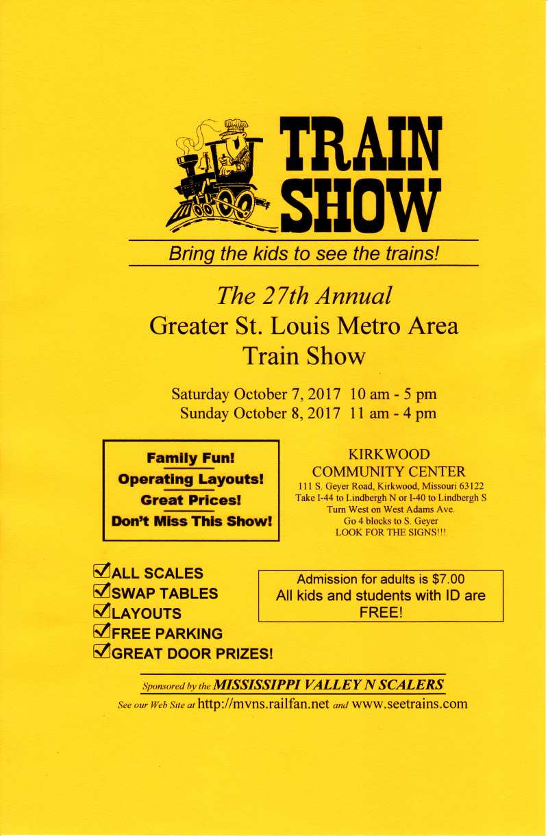 Greater SLMO Show