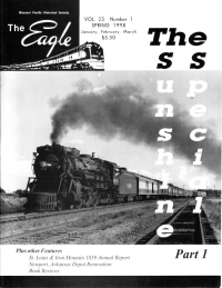 The Eagle Magazine - 1998 Spring