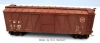 "Westerfield Models Kit Number 1951 - Missouri Pacific ""Murphy"" SS Box Car"