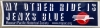 Bumper Sticker - Jenks Blue